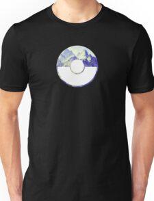 Team Mystic Pokeball Unisex T-Shirt