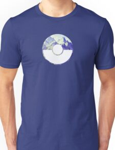 Team Mystic Pokeball Unisex T-Shirt