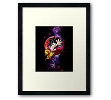 Super Saiyan 4 - Son Goku Framed Print