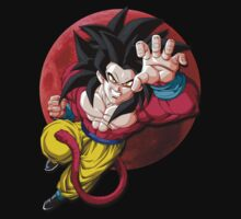 Super Saiyan 4 - Son Goku Kids Clothes