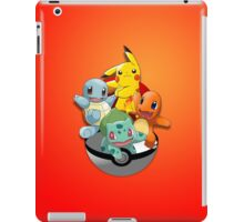 First Generation Pokemon iPad Case/Skin