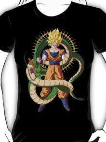 Shenron X Son Goku T-Shirt