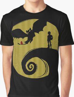 Dragon Nightmare Graphic T-Shirt