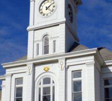 Jefferson County Courthouse Sticker