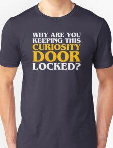 Curiosity Door Unisex T-Shirt