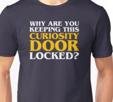 Curiosity Door Unisex T-Shirt