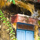 Building textures, India by indiafrank