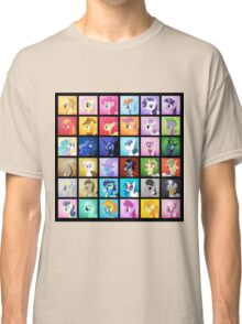 Pony Blocks Classic T-Shirt