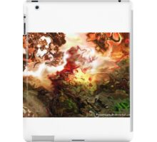 Burning Bush iPad Case/Skin