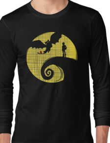 Dragon Nightmare2 Long Sleeve T-Shirt