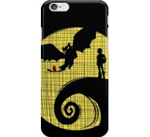 Dragon Nightmare2 iPhone Case/Skin