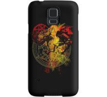 Full Metal Alchemist - Blood Rune Samsung Galaxy Case/Skin