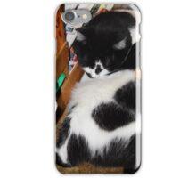 Quincy Sleeping iPhone Case/Skin