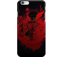 Shingeki No Kyojin - I Titan Will Never Die iPhone Case/Skin