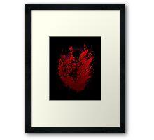 Shingeki No Kyojin - I Titan Will Never Die Framed Print