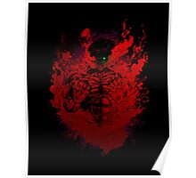 Shingeki No Kyojin - I Titan Will Never Die Poster