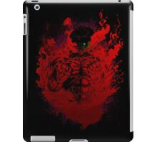 Shingeki No Kyojin - I Titan Will Never Die iPad Case/Skin