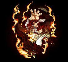 I Natsu Dragneel of Fairy Tail by coffeewatson