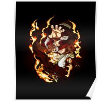 I Natsu Dragneel of Fairy Tail Poster