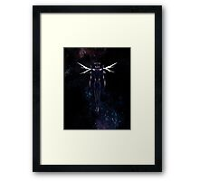 Evangelion Mark VI Framed Print
