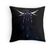 Evangelion Mark VI Throw Pillow