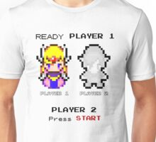Ready player 1 girl Unisex T-Shirt