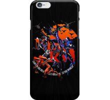 Evangelion - Mecha United iPhone Case/Skin