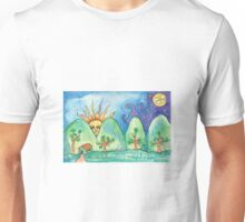 Whimsical World Unisex T-Shirt