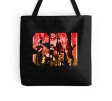 We Are the World - Seven Sins Tote Bag
