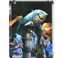 Shark Gang and Fish Friends - Finding Nemo: the Musical iPad Case/Skin