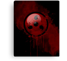 Sharingan Canvas Print