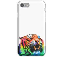 """That's some acid tiger shit'' iPhone Case/Skin"
