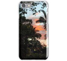 Rainforest Sunset iPhone Case/Skin