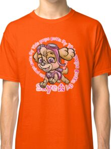 Flying Pup Classic T-Shirt