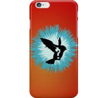 Who's that Pokemon - Pidgeot iPhone Case/Skin