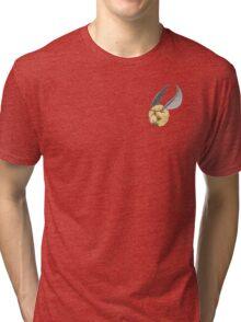 Snitch Drawing Tri-blend T-Shirt