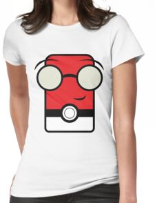Poke anime Womens Fitted T-Shirt