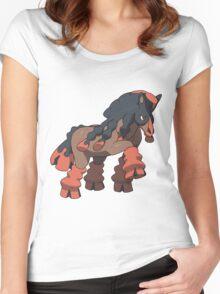 Mudsdale / Banbadoro Women's Fitted Scoop T-Shirt