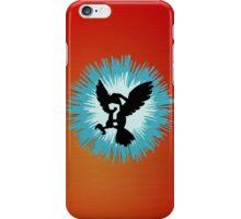 Who's that Pokemon - Pidgeotto iPhone Case/Skin