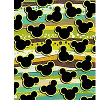 Mickey's Farm Dream Photographic Print