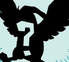 Who's that Pokemon - Pidgeotto Sticker