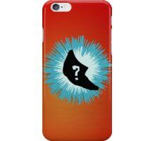 Who's that Pokemon - Metapod iPhone Case/Skin