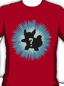 Who's that Pokemon - Wartortle T-Shirt