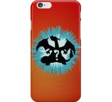 Who's that Pokemon - Charizard iPhone Case/Skin