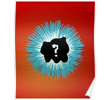 Who's that Pokemon - Bulbasaur Poster