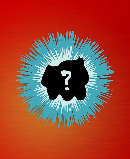 Who's that Pokemon - Bulbasaur by jebez-kali