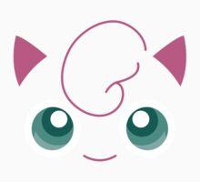 Pokemon: Jigglypuff Kids Clothes