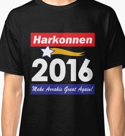 Baron Harkonnen for President Classic T-Shirt