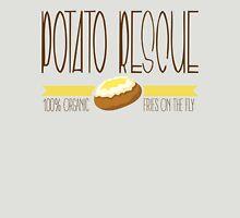 Foodie Logos - Potato Rescue Unisex T-Shirt