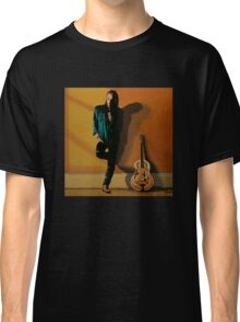 Chris Whitley painting Classic T-Shirt